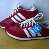 adidas samba merah