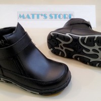 Sepatu Boot Anak (BL 88) - Black