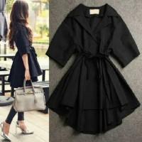 Dress Black Community  KIMONO+OBI
