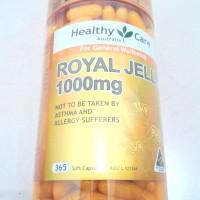Royal Jelly 1000mg 365 Kapsul (HONEY HEALTH CARE)