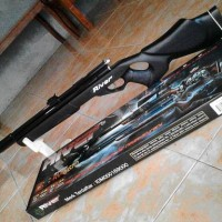 Sharp River Black Gamo