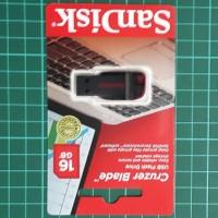 Flash Disk Sandisk CZ50 Cruzer Blade - 16GB