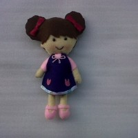 Boneka Flanel 02