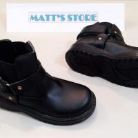 Sepatu Boot Anak (BL 97) - Black - 27 s/d 30
