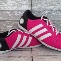 sepatu futsal Adidas 11Pro Pink Sol Putih