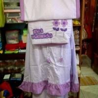 Mukena Anak (Standar, Purple, Tas Segiempat)