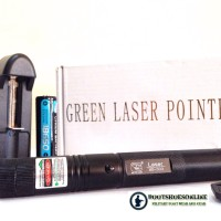 Green laser pointer 303 rechargeable outdoor