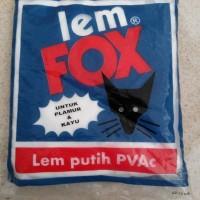 Lem FOX Putih PVAc
