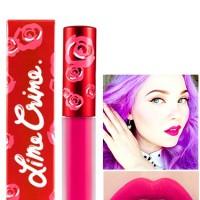 LIME CRIME Velvetine Pink Velvet (stok banyak)