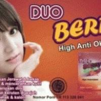 Duo Berry Anti Oksidan Produk Impor (Import) Cina (China)
