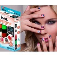 Nail Art Basic 6 Warna Produk Impor (Import) Cina (China)