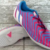 Adidas Predator Absolion Pink Biru (sepatu futsal,bola,olahraga)