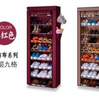 Grosir Lemari Sepatu Single Produk Impor (Import) Cina(China)