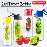 Grosir Botol Minum Tritan Generasi 2 Produk Impor (Import) Cina(China)