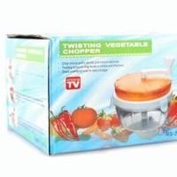 Grosir twisting vegetable chopper Produk Impor (Import) Cina (China)