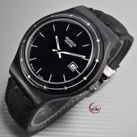 swatch canvas black