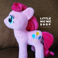 Boneka My Little Pony - Pinky Pie - Rattle Plush Toy