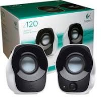 Speaker Logitech stereo Z120 garansi resmi