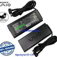 Adaptor / Charger Laptop Sony Vaio 19,5V - 4,7A Original / 6.0mm