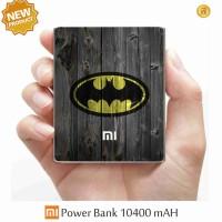 Garskin Power Bank Xiaomi 10400 mAH Original - Batman
