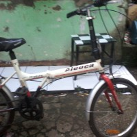Jual Sepeda Lipat Aleoca Di Dki Jakarta Harga Terbaru 2020