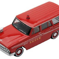 Tomica Limited Vintage Prince Skyway (Red)