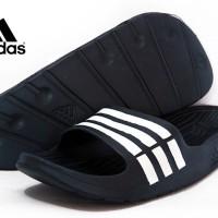 Sandal Adidas Duramo Biru Dongker (Nike,Eiger)