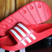 Sandal Selop Adidas / Sandal Adidas Duramo Merah (Nike,Eiger,Sports)