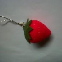 Souvenir Strawberry Flanel K08