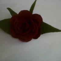 Bros Bunga Rose Flanel B02