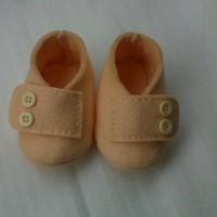 Sepatu Bayi Boy Flanel S15