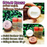 COLLAGEN MoistFull Facial Set Etude House