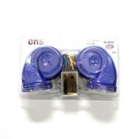 KLAKSON ECHO NEW DL900/75-A BLUE