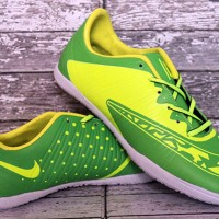 Sepatu futsal,bola,Nike Elastico Finale III Kuning Hijau