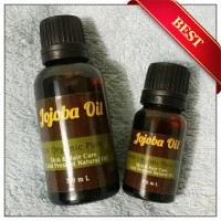 Jojoba Oil Murni Untuk Rambut dan Kulit - 30ml