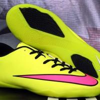 Sepatu Futsal,bola,Nike Mercurial Superfly Kuning Stabilo