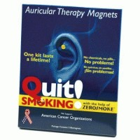 "Zero Smoke"" Magnet Anti Merokok"