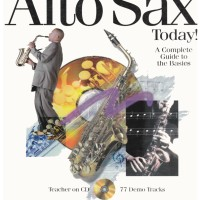 Buku + CD Saxophone Play Alto Sax Today Level 2