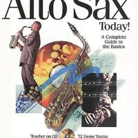 Buku + CD Saxophone Play Alto Sax Today Level 1