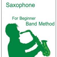 Buku metode saxophone alto