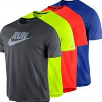 TSHIRT/T SHIRT/KAOS NIKE RUN