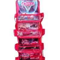 RMO Cars (Rack Multifunction Organizer) Rak Multifungsi Karakter Cars