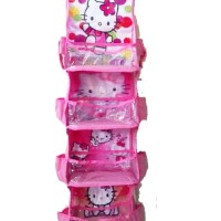RMO Hello Kitty Pink muda (Rack Multifunction Organizer) Karakter