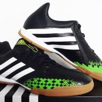 Sepatu futsal,bola,Adidas Predator Absolado Black/White