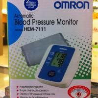 Omron hem 7111 / Tensi darah digital /Automatic Blood pressure Monitor