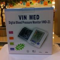 Vinmed Tensi darah digital