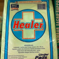 HEALER ( UNDERPAD ) / PERLAK