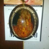 Pancawarna motif Liontin