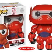 Funko Pop Big Hero 6 - Baymax Red Armour (Big Size)