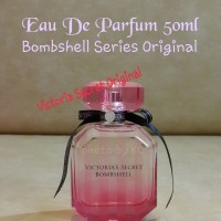 50ml Eau De Parfum EDP Bombshell ORIGINAL Victoria Secret (TANPA BOX)